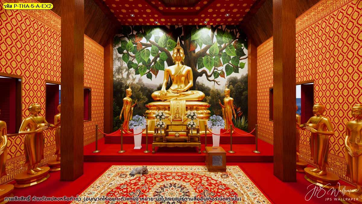 ภาพติดผนังสวยๆ สั่งทำภาพจิตรกรรมไทย สั่งทำภาพจิตรกรรม
